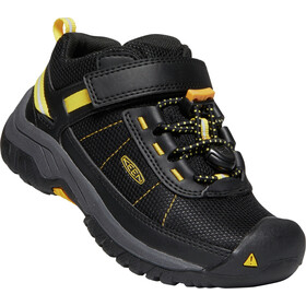 Keen Targhee Sport Shoes Kids black/keen yellow